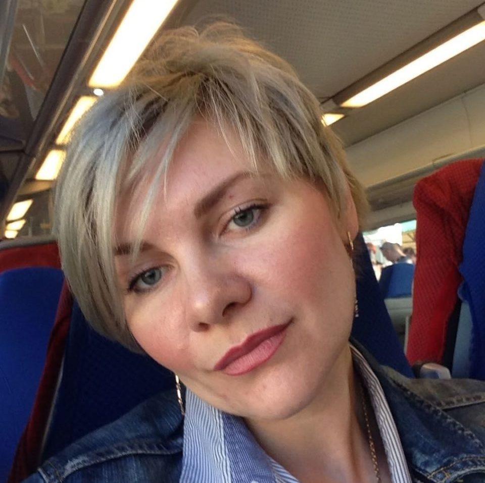Юлия Зарицкая